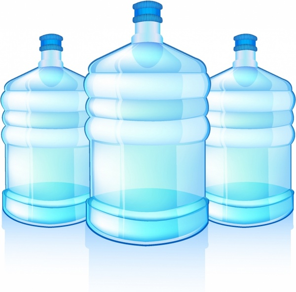 three_big_bottles_with_clean_blue_water_drink_312336